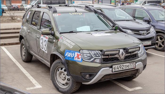 Ралли «Брянские просторы» выиграли «Лайт»-экипаж хозяев и «Pro»-экипаж москвичей
