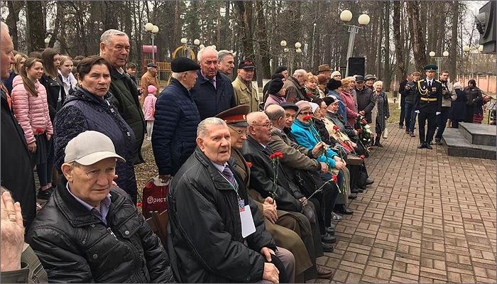 Брянская область вспоминает узников фашистских концлагерей