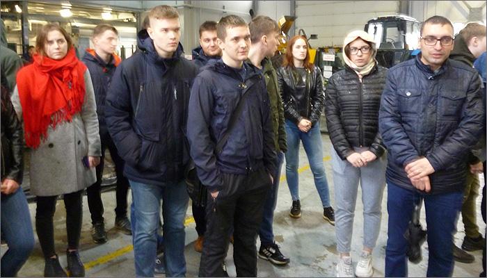 Студенты из Твери оценили все достоинства работы на предприятиях «Мираторга»