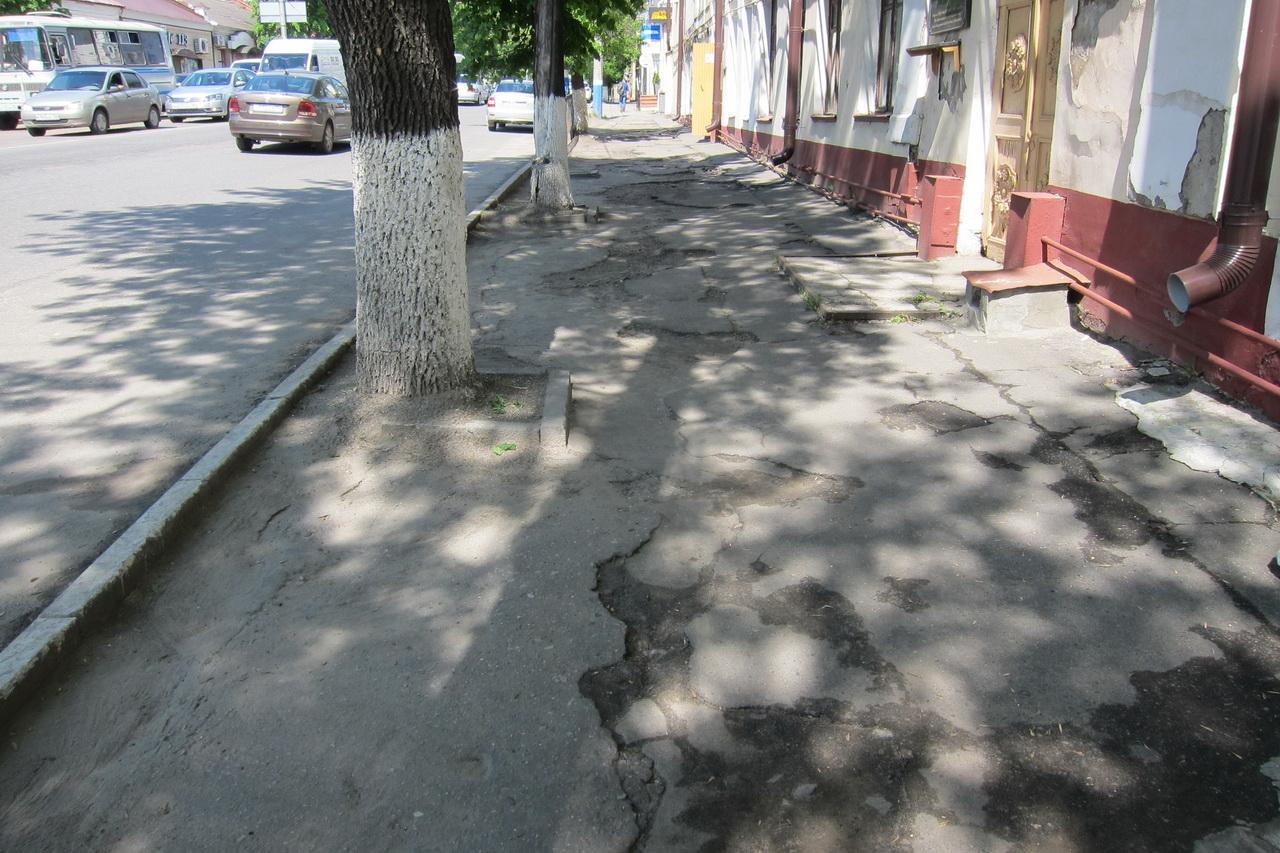 Первой в Брянске на капремонт пошла улица Калинина