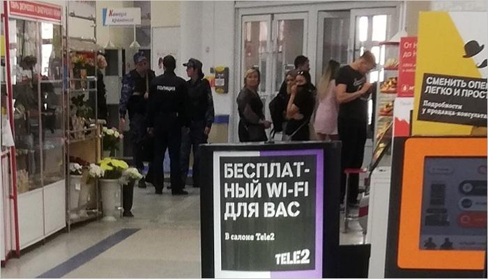 В Брянске из-за угрозы взрыва были эвакуированы ЦУМ, ТЦ «Галерея» и автовокзал