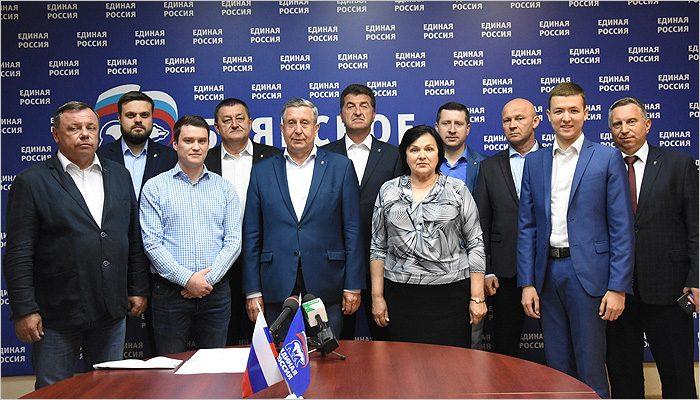 Богомаз-Попков-Журавлёва: в Брянской области подведены итоги праймериз «Единой России»