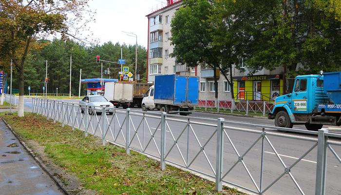 Улицу Рылеева в Брянске приняли с оговорками