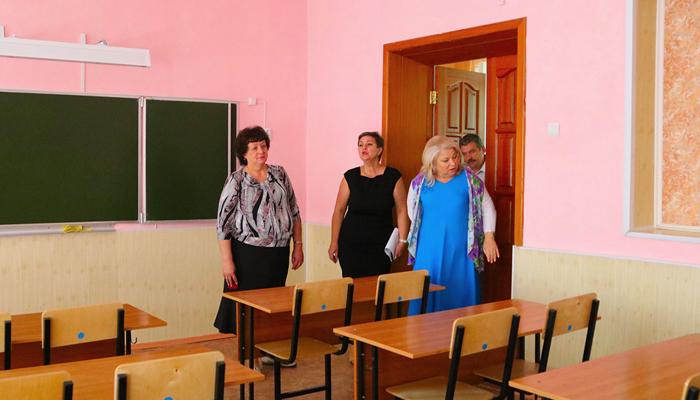 Школы Фокинского и Советского районов Брянска допущены к новому учебному году