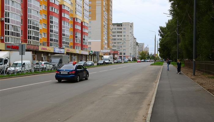 В Брянске улицу Костычева примут в эксплуатацию только после устранения недоработок