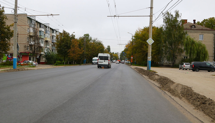 Ливнёвка на Литейной в Брянске готова на 80%