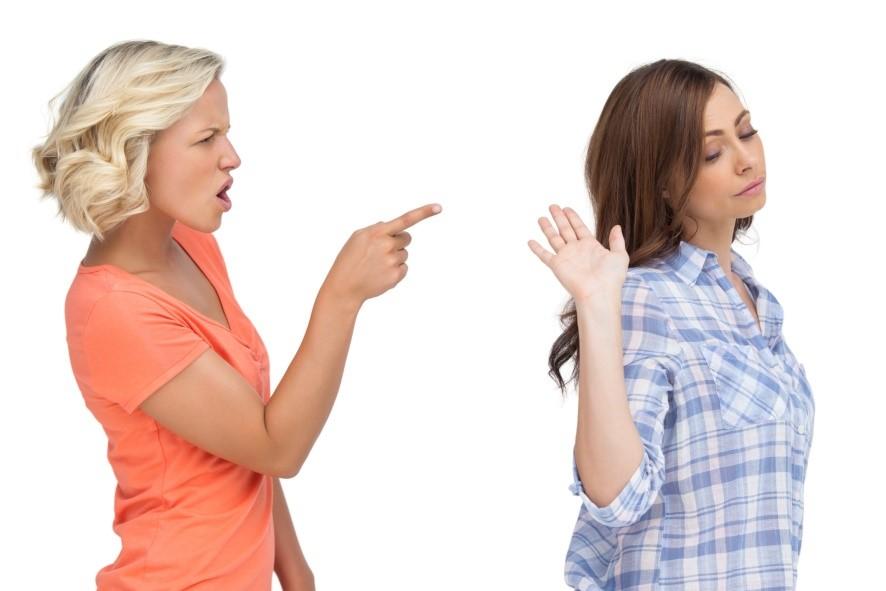 Как красиво ответить на игнорирование?