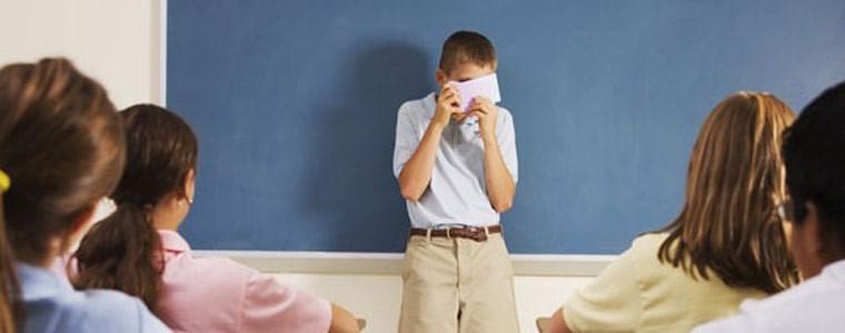 Как победить стеснительность?