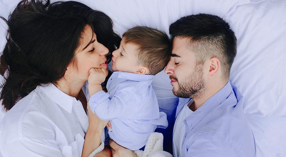 Как сохранить отношения после рождения младенца?