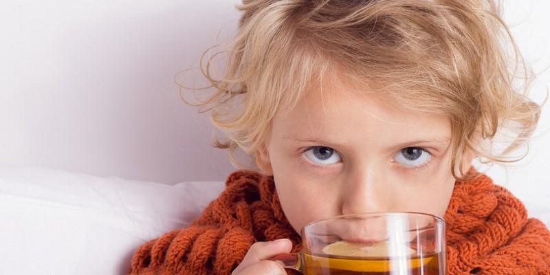 Как предотвратить простуду у детей осенью