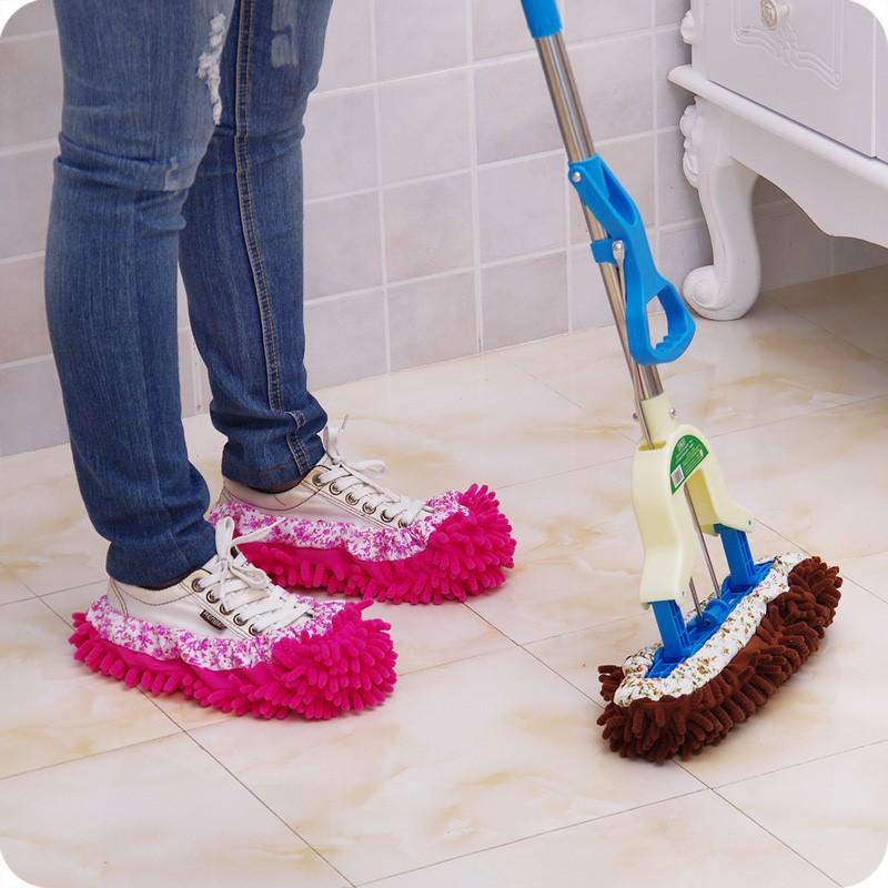 Причины, по которым не стоит использовать старые вещи для мытья пола