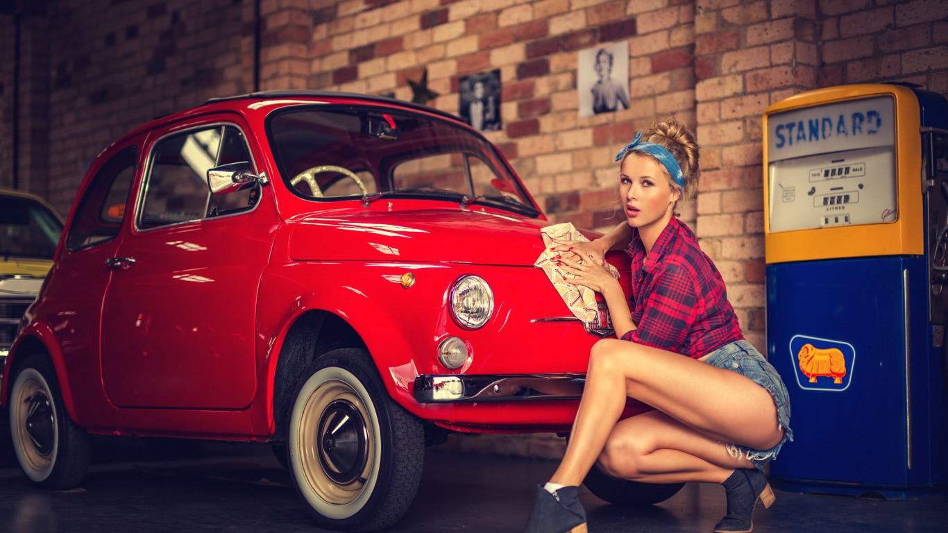 Выбор автомобиля для леди: наиболее популярные марки