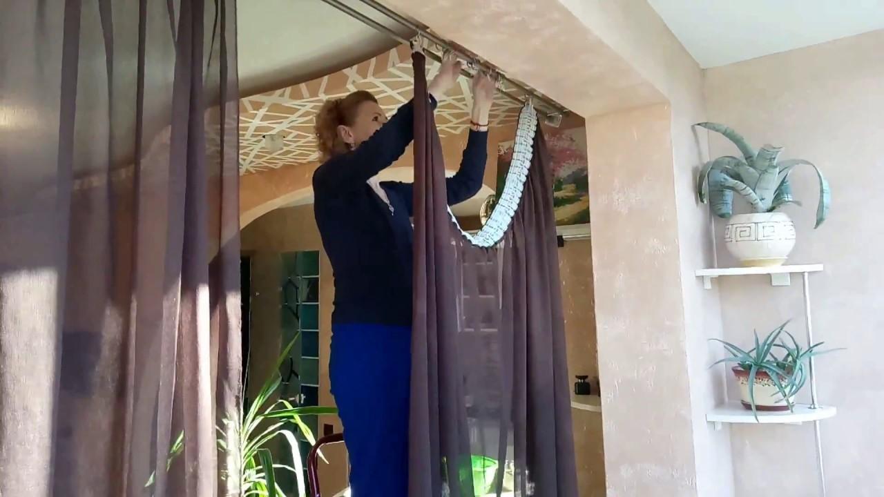Уход за шторами – гарант их долговечности