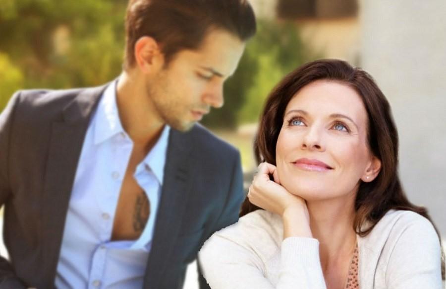 Почему молодые парни иногда выбирают для отношений женщин постарше?