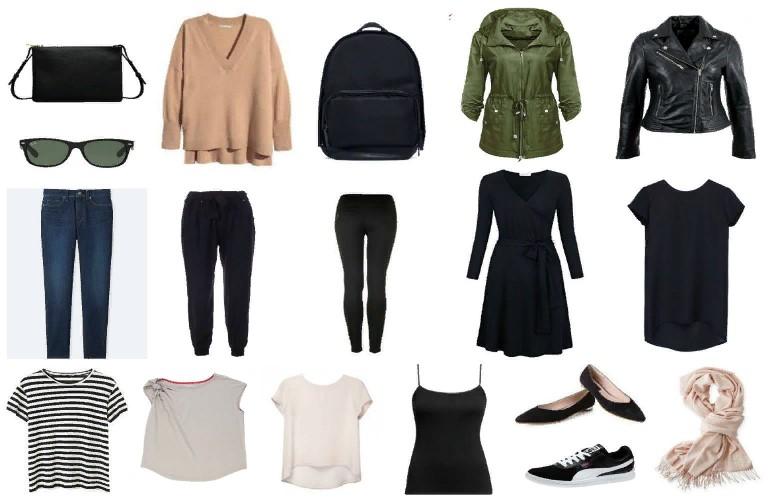 7 правил капсульного гардероба: стильный тренд и экономия на одежде