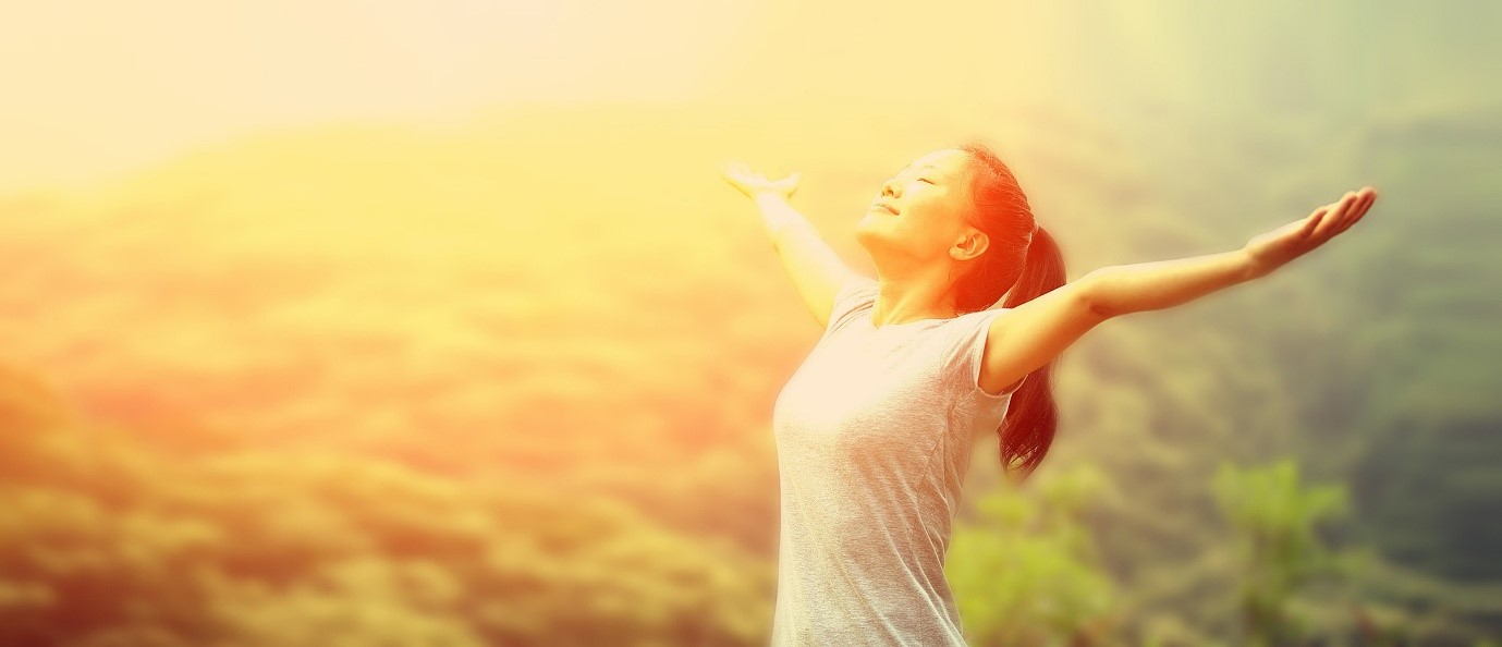 Как похудеть при помощи солнечных лучей