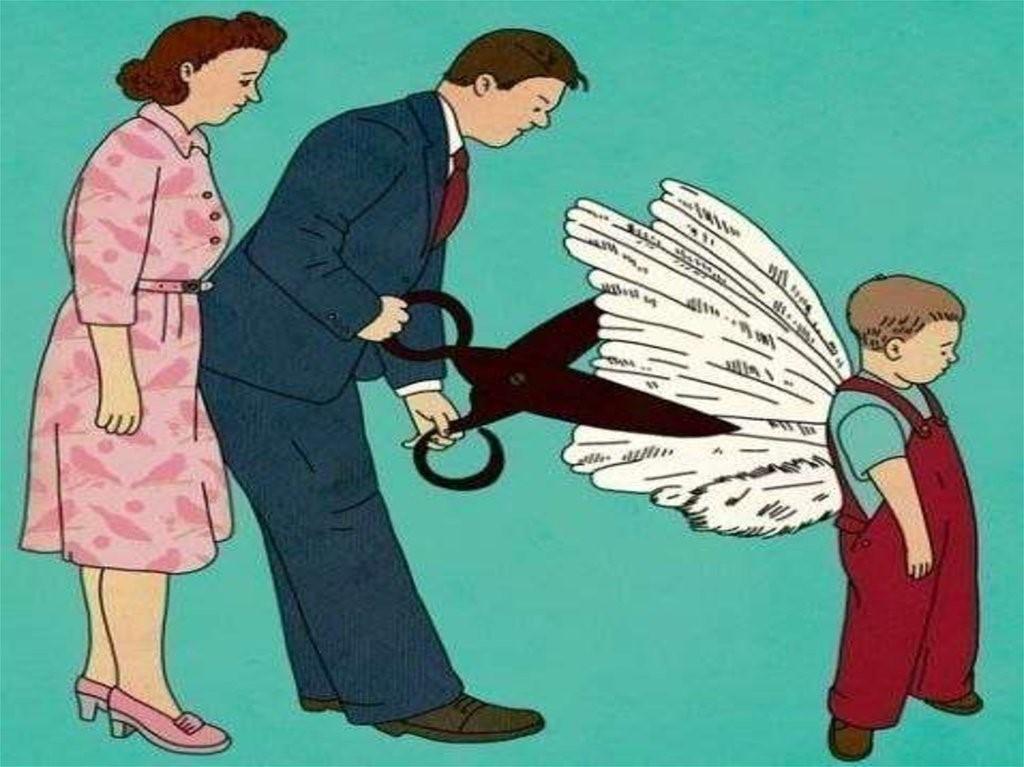 Советским мамам не понять: Топ-5 воспитательных истин