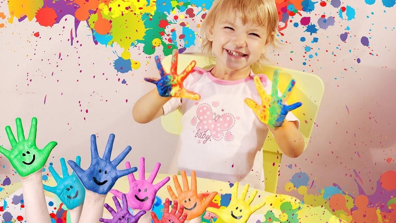 Краски, кинетический песок и пластилин: как сделать своими руками