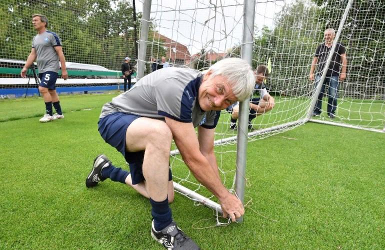 Футбол полезен для пенсионеров – выводы ученых