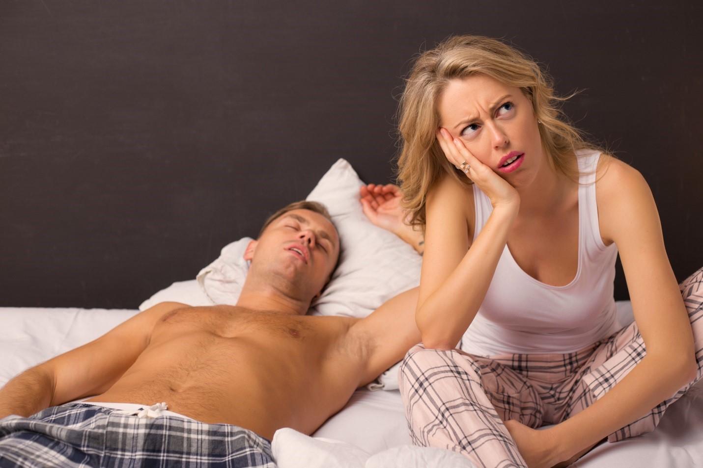 Муж потерял интерес к интиму: что делать
