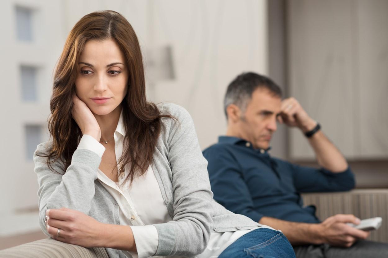 Как сосуществовать с нелюбимым мужем