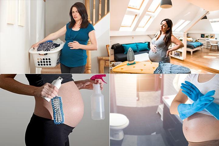 Топ запретов для беременных женщин