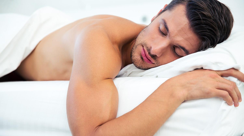 8 причин спать голышом