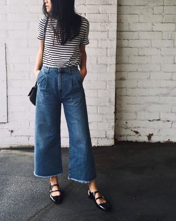 Какие джинсы сейчас в моде, и как выбрать подходящие