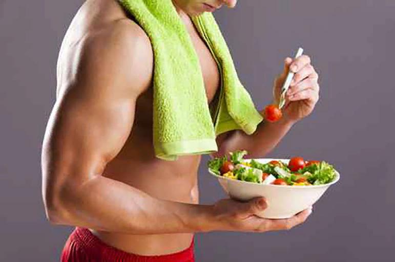 Как помочь мужчине похудеть