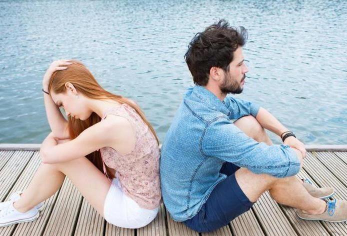 Что подразумевает под собой пауза в любовных отношениях