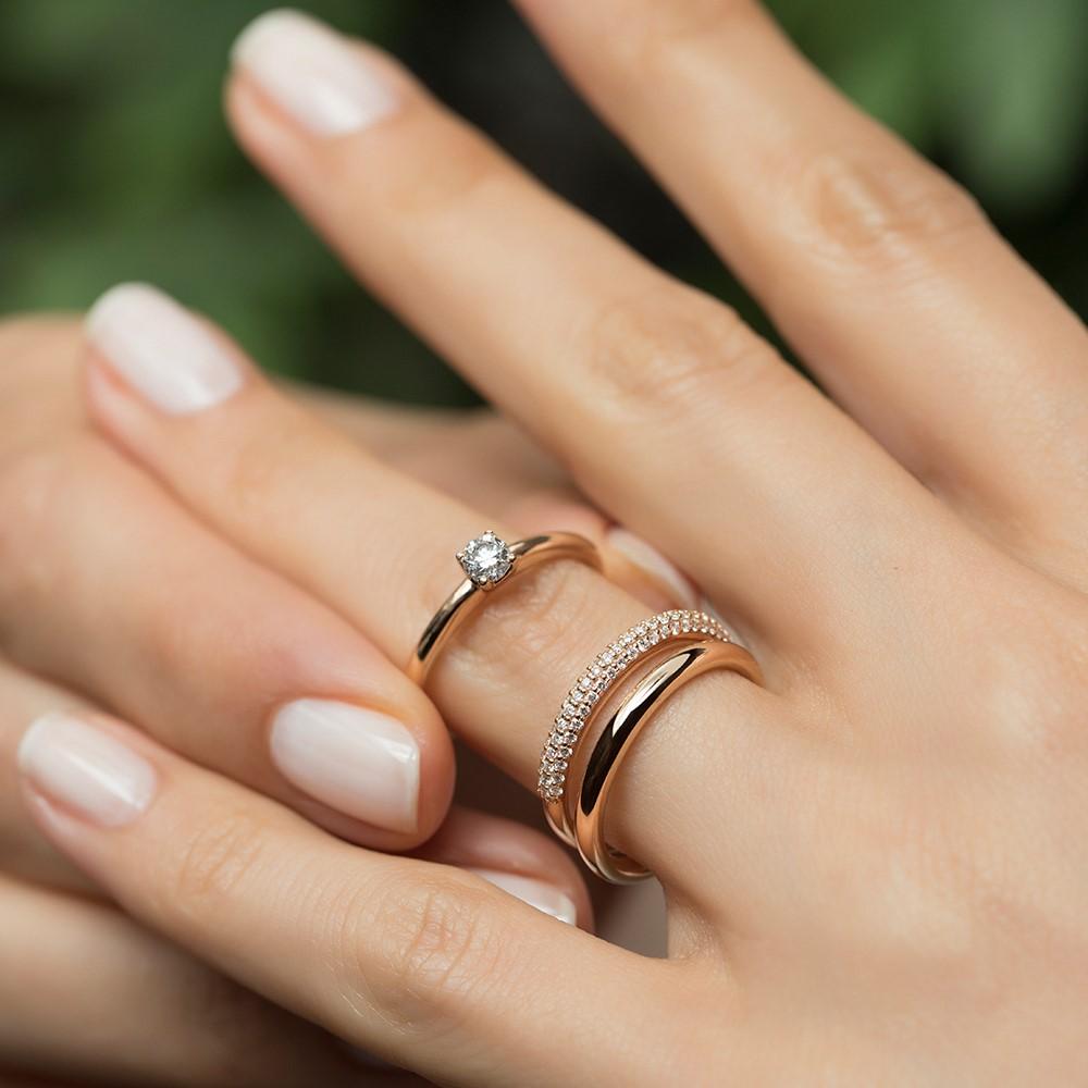 На какие пальцы можно надевать кольца после развода или смерти мужа