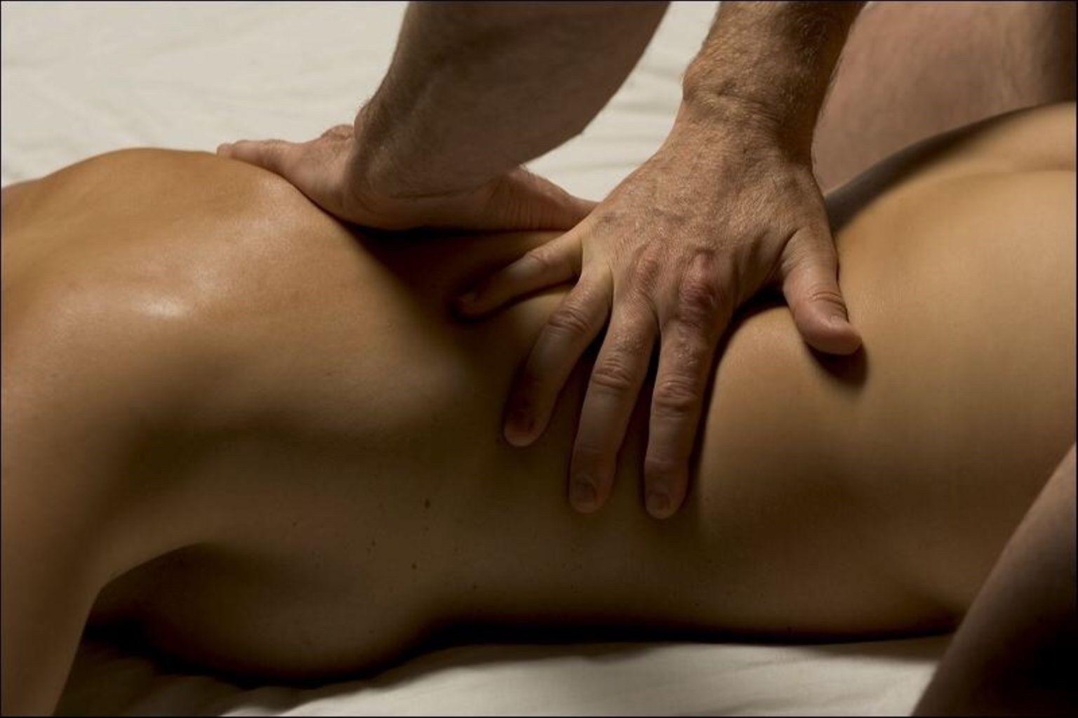 Техника тантрического массажа для мужчин и женщин