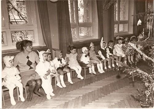 Как функционировали детские сады в Советском Союзе