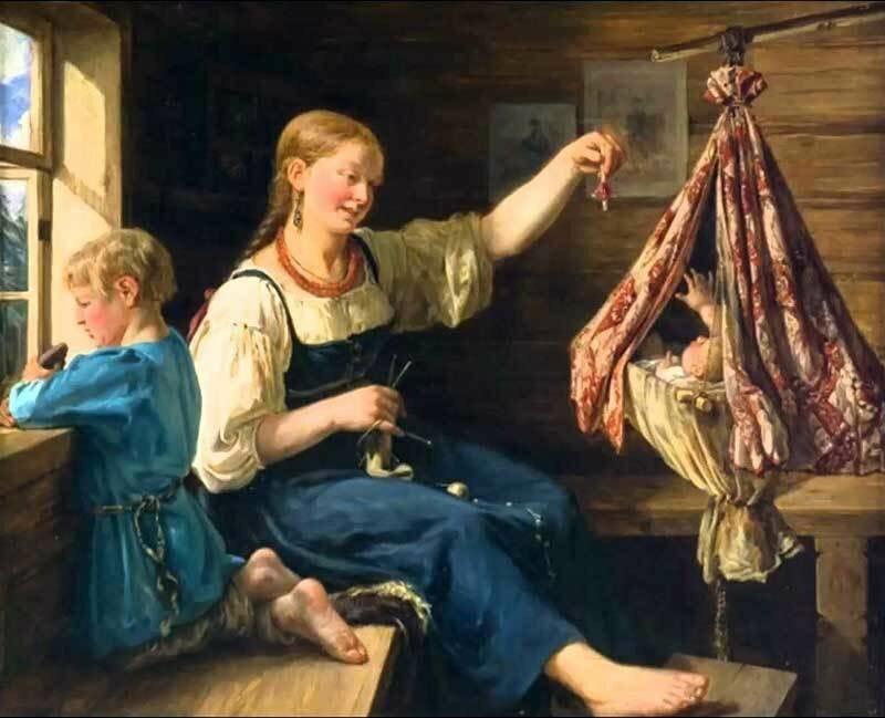 Какие существуют суеверия в разных странах в отношении зачатия ребенка