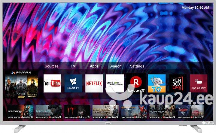 Интернет-магазин kaup24.ee/ru: каковы его преимущества, обзор популярных моделей телевизоров