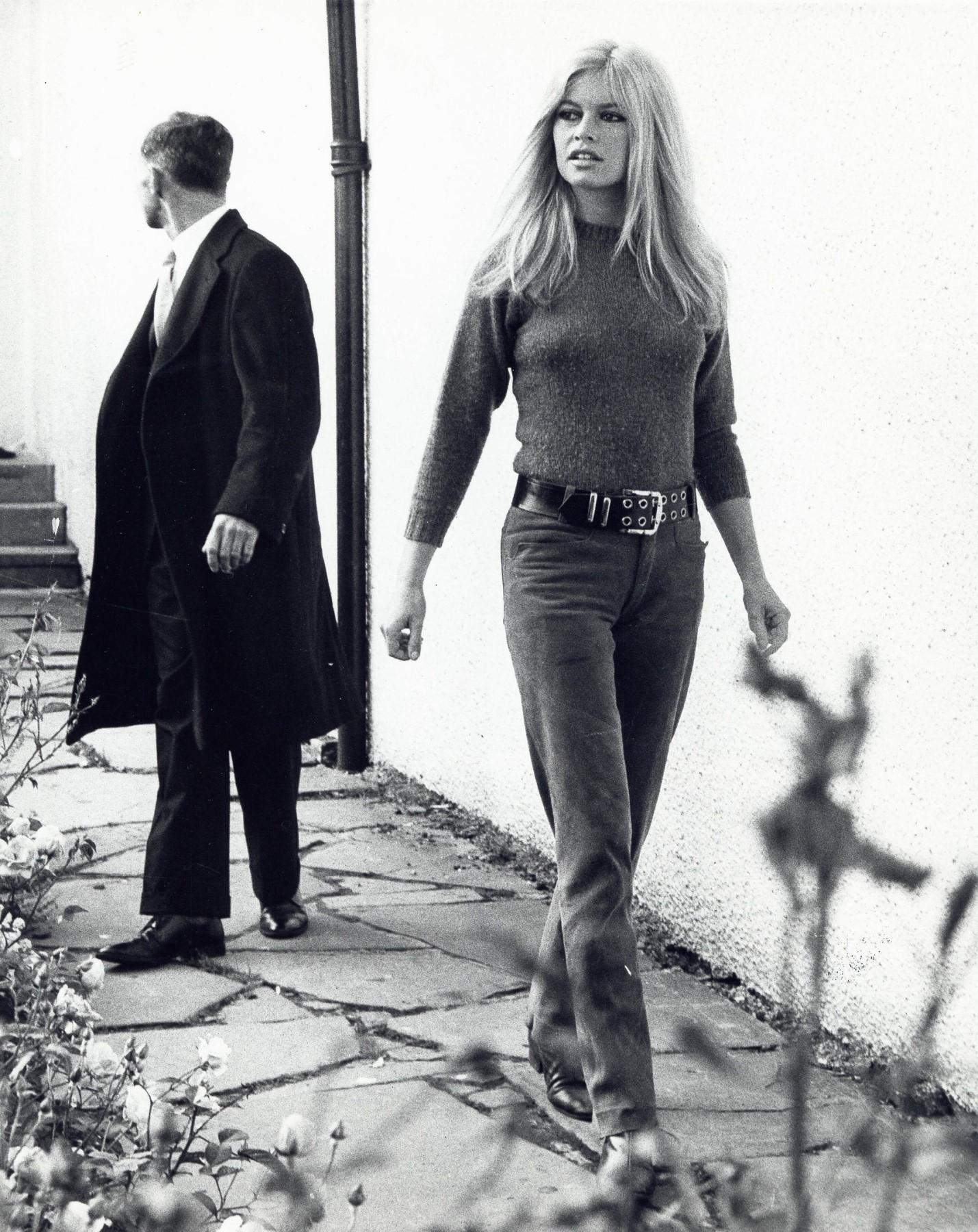 Как носили джинсы Брижит Бардо, Мэрилин Монро и другие звездные модницы 20-го века