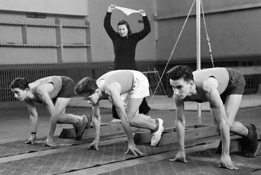 Фитнес эпохи Советского Союза: секреты стройности наших родителей