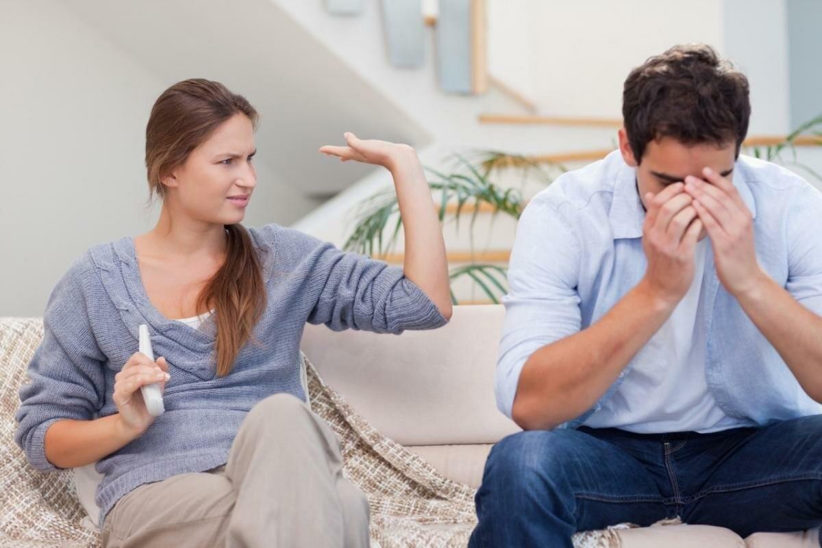 8 «нельзя» в ссоре с мужем, если не хочется его потерять