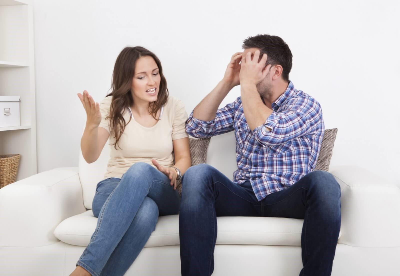 Ошибки семейных пар, которые приводят к разводу